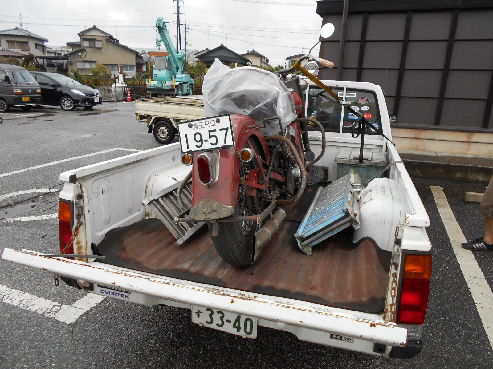 日本の名車、和製ハーレー 昭和32年式 陸王RQ、蘇生物語_e0146402_214964.jpg