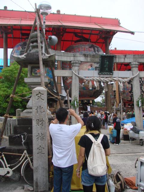 三河一色大提灯祭り(一日目)_a0063907_1511785.jpg