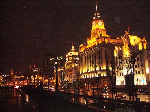 上海・外灘エリアの夜景を見て_f0221707_20365764.jpg