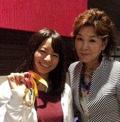ユニバーシアード女子重量上げ優勝『八木かなえ』選手おめでとう!_d0148223_23383414.jpg
