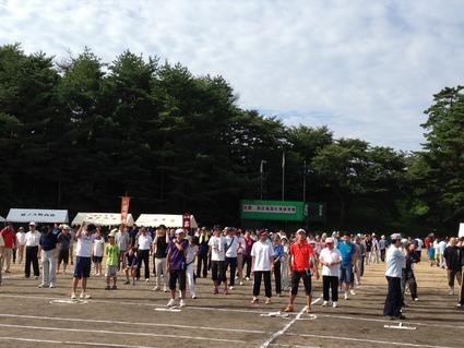 第53回日和田町民体育祭_f0259324_1546914.jpg