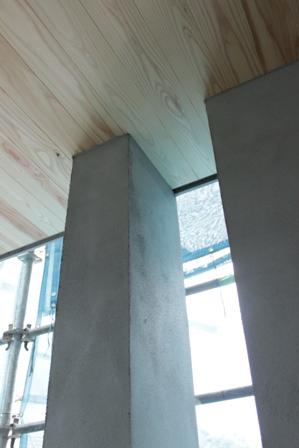 「(仮)行徳の二世帯住宅」タタミ部屋の四角い窓_f0170331_19314364.jpg