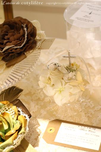 イベント* 「花嫁の支度部屋」後記・展示風景_e0073946_1313436.jpg