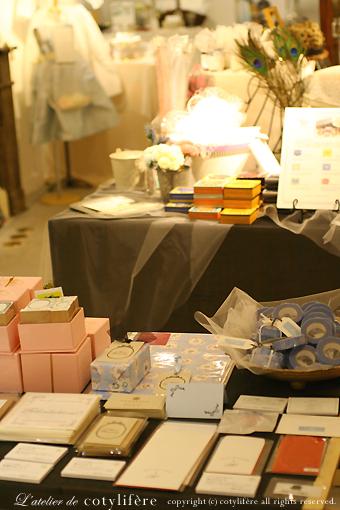 イベント* 「花嫁の支度部屋」後記・展示風景_e0073946_133349.jpg