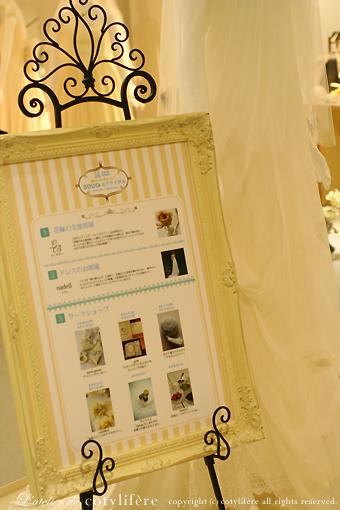 イベント* 「花嫁の支度部屋」後記・展示風景_e0073946_1343189.jpg