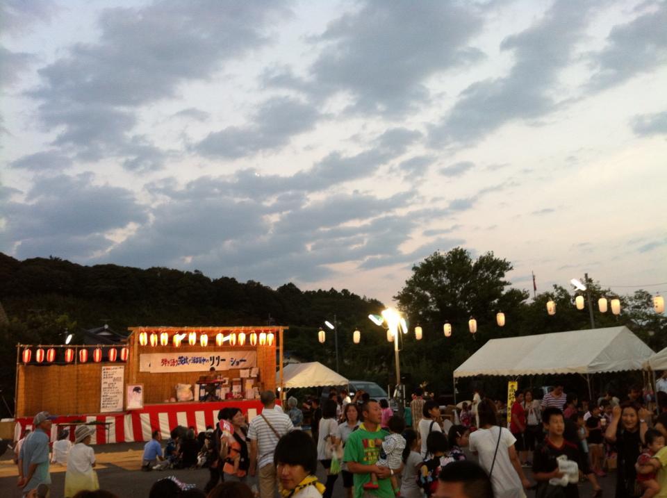 鉾田でのライブ写真などなど。_c0112672_92576.jpg