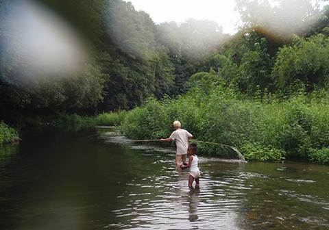 川へ行ってきた_c0002682_8524137.jpg