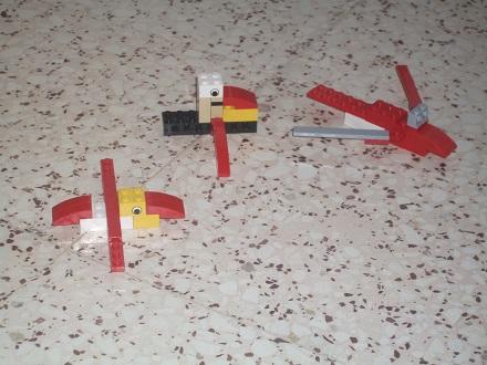 ブロックの鳥_f0253303_456437.jpg