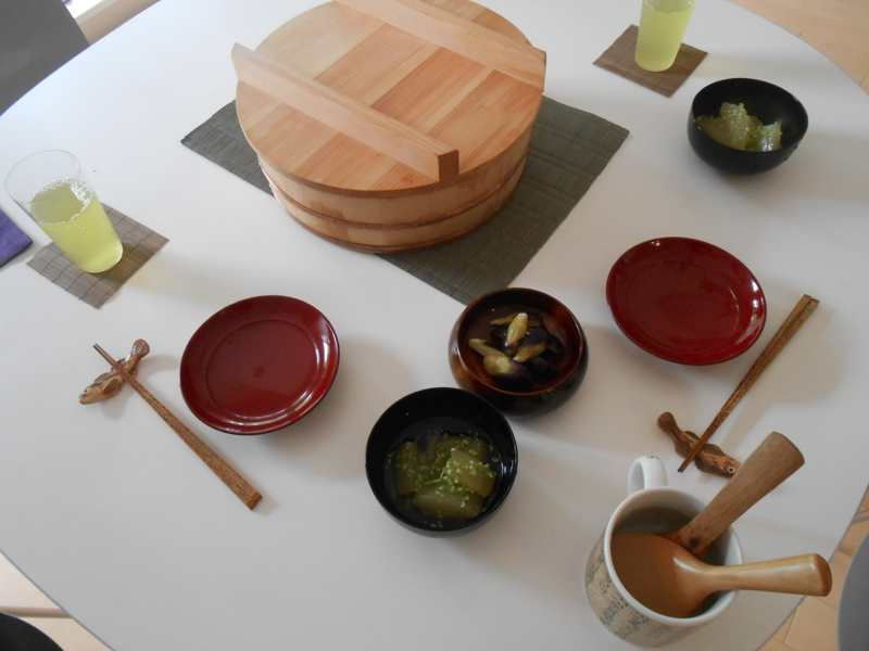 イワシと辛子明太子で昼鮨です。_a0095931_93314100.jpg