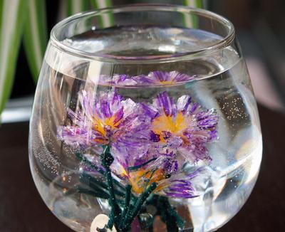 水中花の材料 スズランテープ_b0292535_19212126.jpg