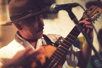 blog;笑う門には~8/28(水)表参道'キューバの見える夜'at プラッサ・オンゼ!_a0103940_13242378.jpg