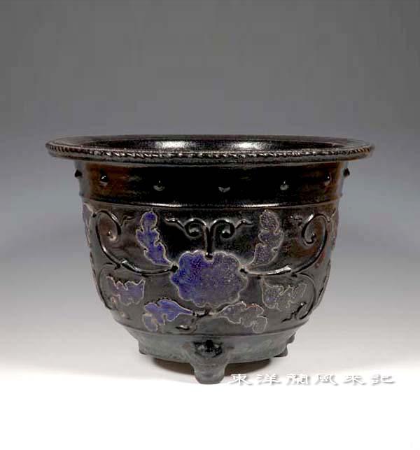 楽焼鉢の歴史                       No.485_d0103457_1527348.jpg