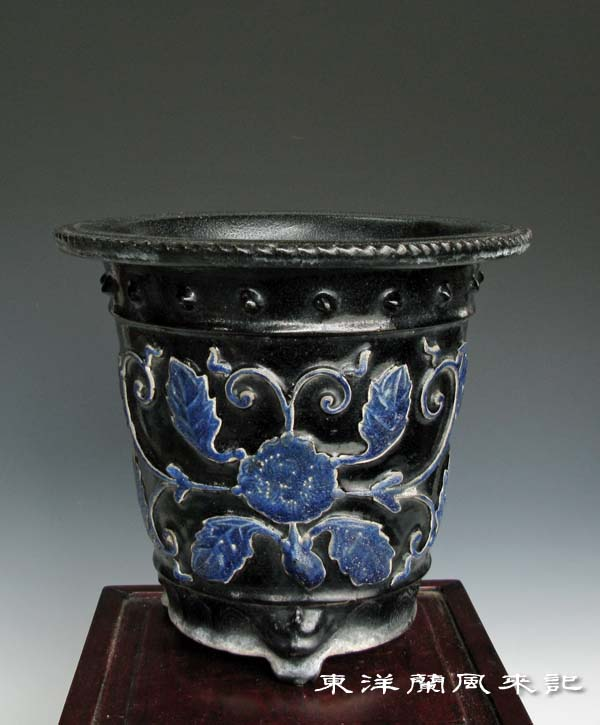 楽焼鉢の歴史                       No.485_d0103457_15451261.jpg