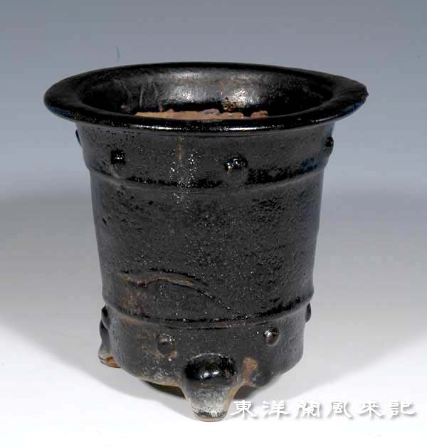 楽焼鉢の歴史                       No.485_d0103457_15454826.jpg