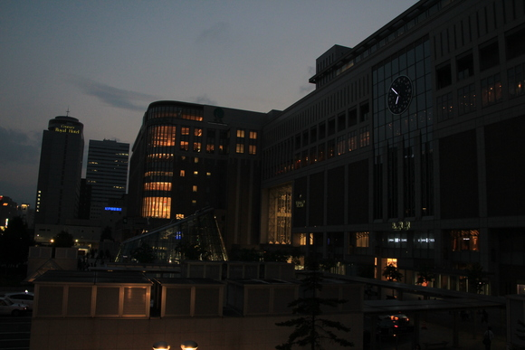 札幌駅! _d0202264_19434564.jpg