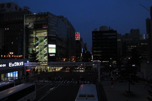 札幌駅! _d0202264_19441341.jpg