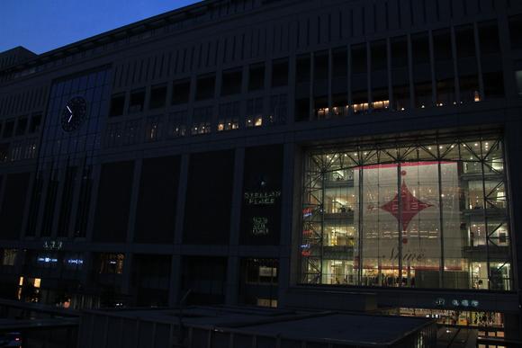 札幌駅! _d0202264_19445251.jpg