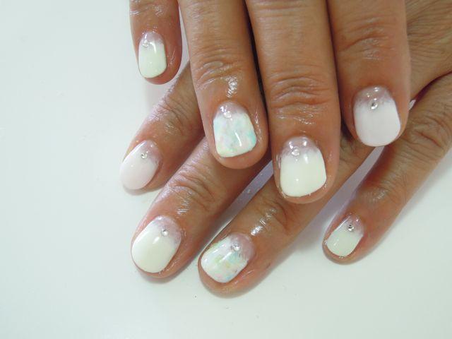 Pastel Nail_a0239065_14562143.jpg