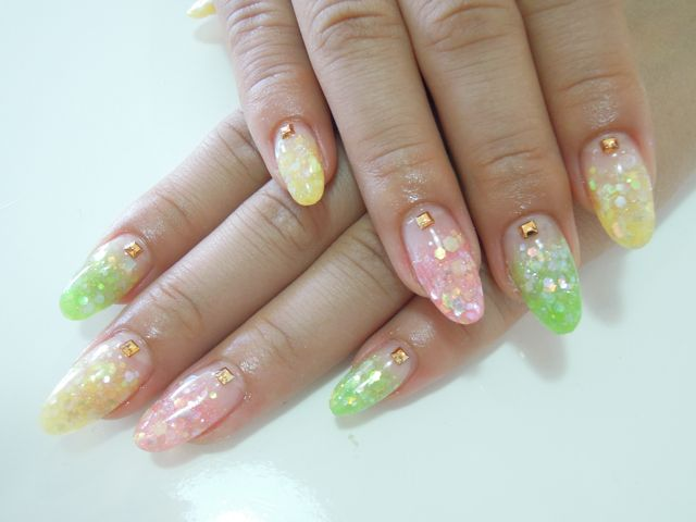 Colorful Nail_a0239065_1505351.jpg