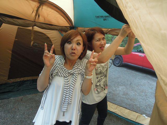 楽しかった8月キャンプ Vol.1_a0239065_15334127.jpg
