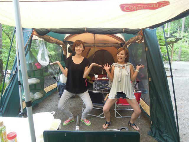 楽しかった8月キャンプ Vol.1_a0239065_15364214.jpg