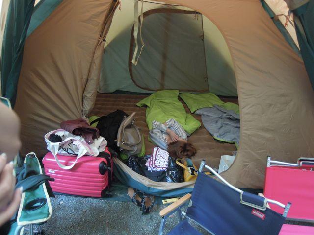 楽しかった8月キャンプ Vol.1_a0239065_17445061.jpg