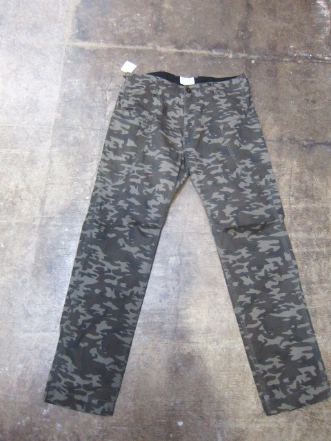 初秋に最適♪♪♪ Kato BASIC ・・・ Tiger CAMO PANTS 入荷です~★★★_d0152280_14164546.jpg