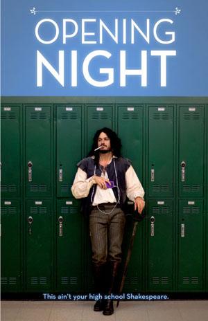 Anthonyが映画「Opening Night」に出演_d0154984_3115654.jpg