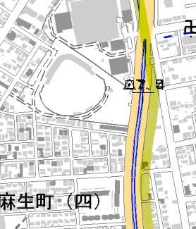 札幌の「基線」と街中の一等三角点_f0078286_22263859.jpg
