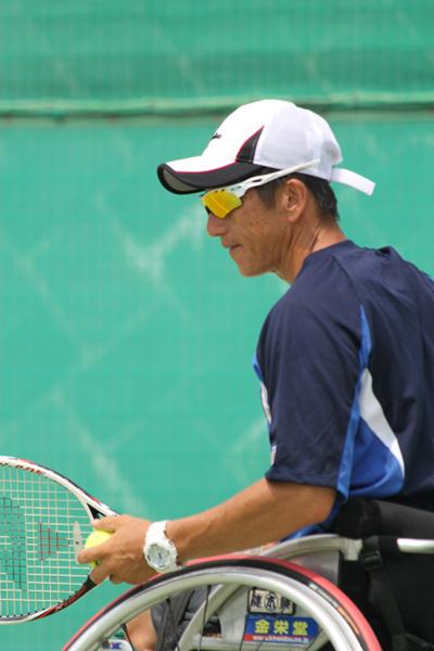 金栄堂サポート:本間正広選手・「Kanagawa Open」ITF Futuresグレードご報告&インプレッション!_c0003493_974853.jpg