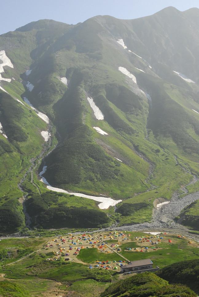 """2013年8月 『劔岳に登る』 August, 2013 \""""Mt. Tsurugi\""""_c0219616_19112019.jpg"""