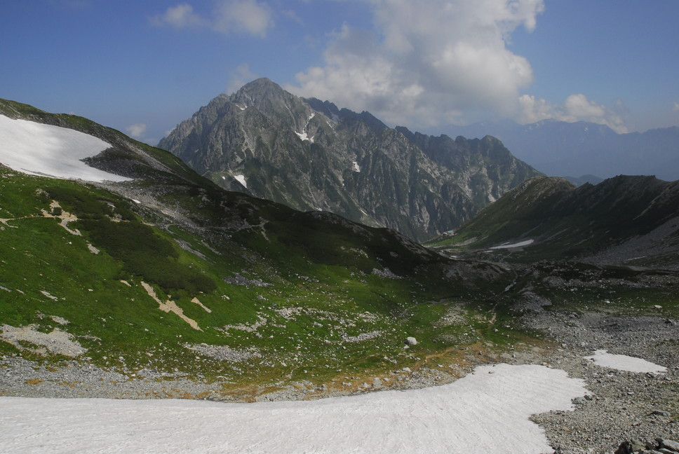 """2013年8月 『劔岳に登る』 August, 2013 \""""Mt. Tsurugi\""""_c0219616_19134485.jpg"""