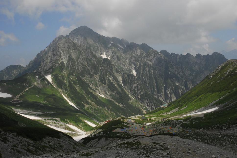 """2013年8月 『劔岳に登る』 August, 2013 \""""Mt. Tsurugi\""""_c0219616_19203226.jpg"""