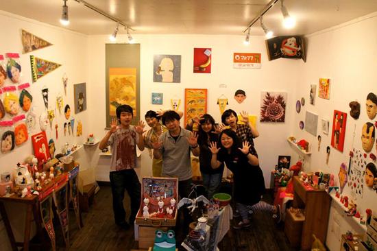 『画賊の東京みやげ展』ありがとうございました_a0309722_16185466.jpg