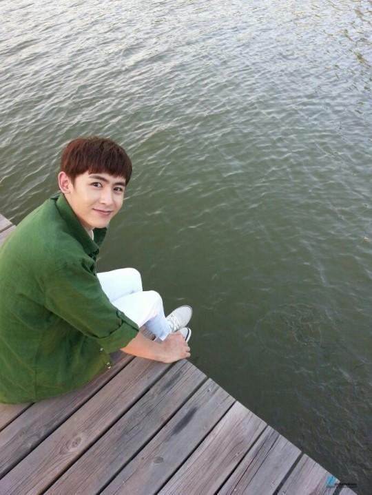 [스타캐스트] 2PM의 릴레이 다이어리 6. 저 멀리 중국에서 닉쿤으로부터読んでみました_d0020834_164747100.jpg