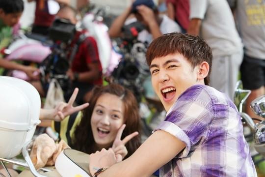 [스타캐스트] 2PM의 릴레이 다이어리 6. 저 멀리 중국에서 닉쿤으로부터読んでみました_d0020834_1849988.jpg