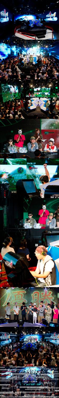 「ニコニコゲームマスター4×地球防衛軍4」のレポートが届いたよっ!_e0025035_17242779.jpg