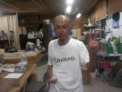 束釣り達成☆!_c0266737_1983460.jpg