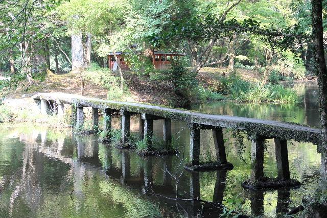 【宇佐神宮】 その2 菱形池、御霊水、下宮_c0011649_0184592.jpg