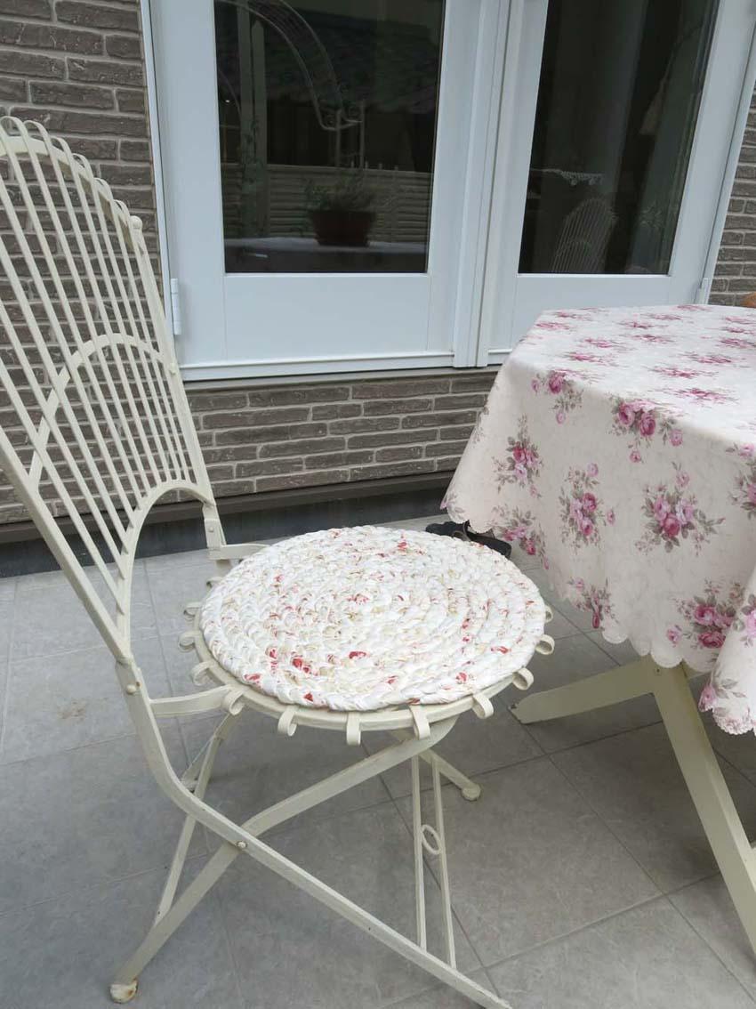 三つ編みマット…ガーデン用_f0182167_1330029.jpg