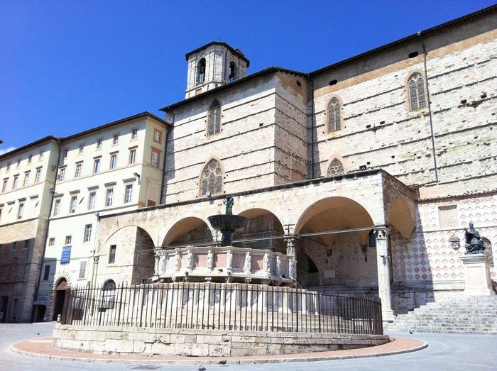 Menù di Ferragosto 2013 ☆イタリアの夏祭り料理 〜ペルージャ偏〜_b0246303_2120599.jpg