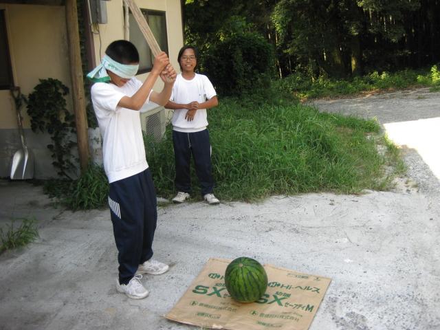 中学生の職場体験 3日目_d0139806_0105169.jpg