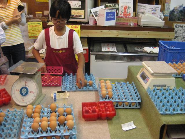 中学生の職場体験 3日目_d0139806_042719.jpg