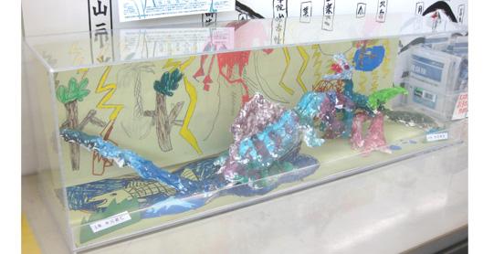 郵便局での展示・ひかりのつぶ展2013_f0211514_2152065.jpg