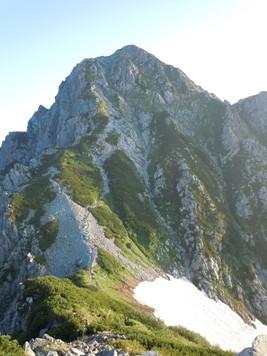 """2013年8月 『劔岳に登る』 August, 2013 \""""Mt. Tsurugi\""""_c0219616_8351021.jpg"""