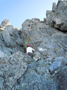 """2013年8月 『劔岳に登る』 August, 2013 \""""Mt. Tsurugi\""""_c0219616_8513675.jpg"""