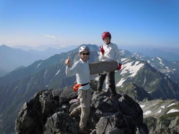 """2013年8月 『劔岳に登る』 August, 2013 \""""Mt. Tsurugi\""""_c0219616_8585744.jpg"""