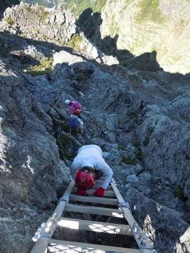 """2013年8月 『劔岳に登る』 August, 2013 \""""Mt. Tsurugi\""""_c0219616_963448.jpg"""