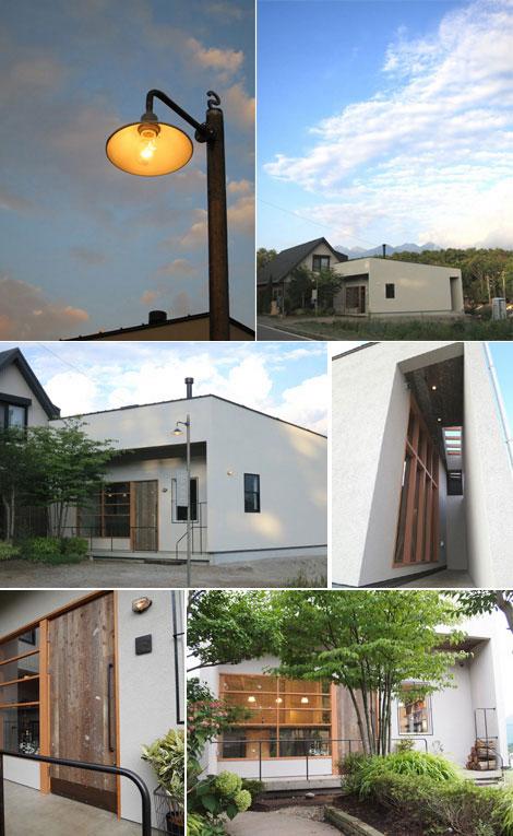 外観写真/富士見町南原山 新築店舗/STANDARD HAIR_c0089242_10323656.jpg