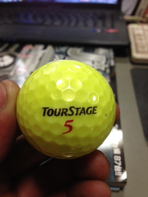 今日のゴルフ結果報告~☆_a0143349_22432580.jpg